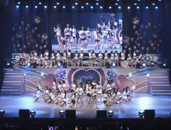 Resmi Digelar, HKT48 Sukses Bawakan Konser Dengan Suasana Gembira dan Luar Biasa!