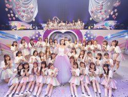 Adakan Konser Kelulusan, Moriyasu Madoka Resmi Lulus dari HKT48
