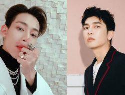 Mew Suppasit Hadir di Acara K-POP dengan Bambam GOT7