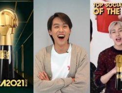 Billkin Hingga GOT7, Inilah Daftar Pemenang Joox Thailand Music Awards 2021