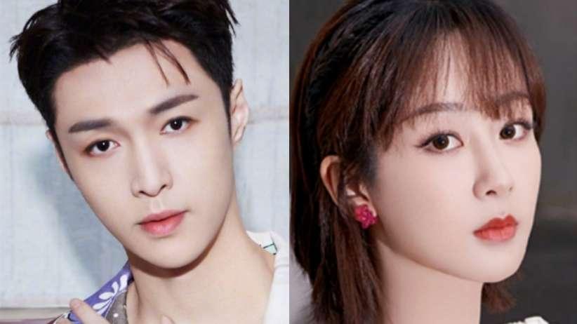 lay zhang yixing yang zi dating