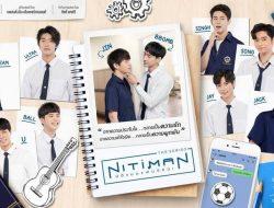 'Nitiman The Series' Serial BL Thailand Terbaru yang Sedang Tayang