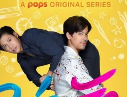 Tae Darvid dan Singto Prachaya Dipasangkan dalam Drama BL Baru 'Paint with Love'