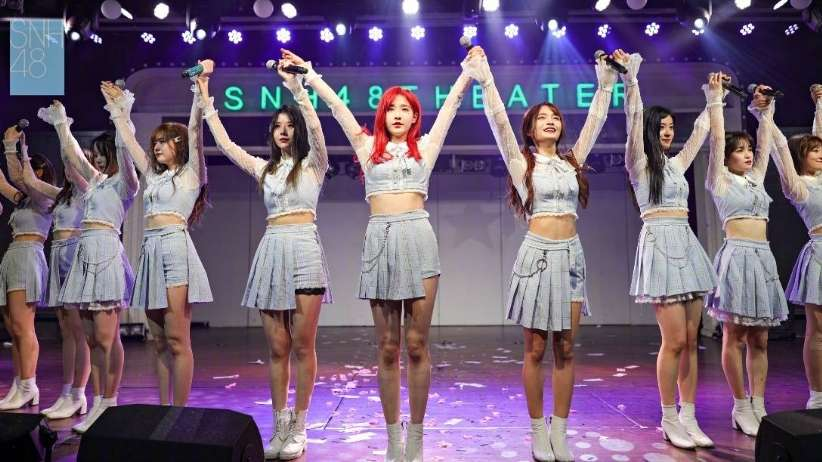 snh48 girls