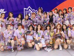SNH48 Sports Meeting Sukses Digelar dengan Kemenangan Team SII
