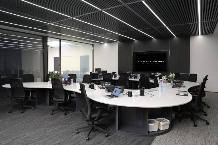 team wang ryce office