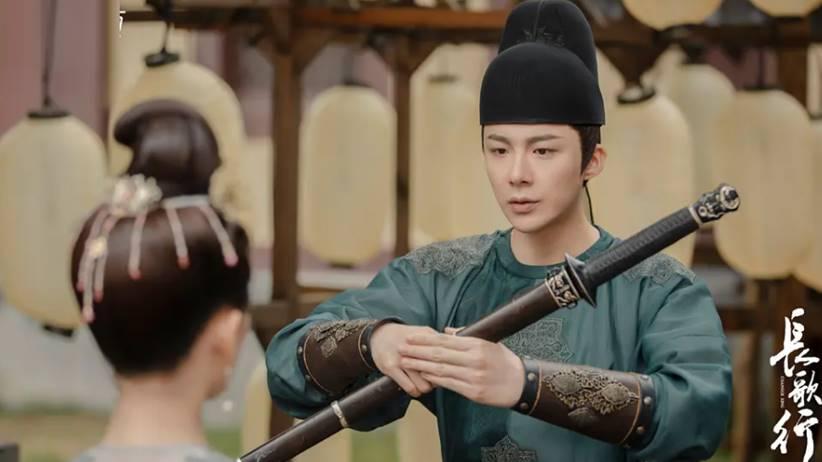 the long ballad liu yuning