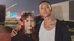 william chan with a fangirl