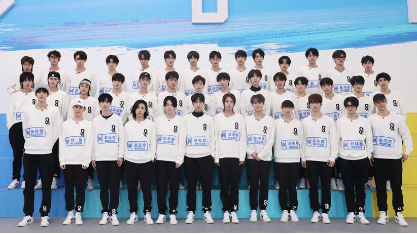 youth with you 3 trainee