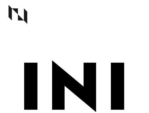 """INI"" Official Logo & Name"