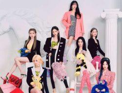 BonBon Girls 303 Penuh Keberuntungan dalam Lagu Baru Today's Fortune
