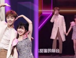 Duet, Chen Linong dan Lai Meiyun Dijuluki Bak Raksasa dan Thumbelina