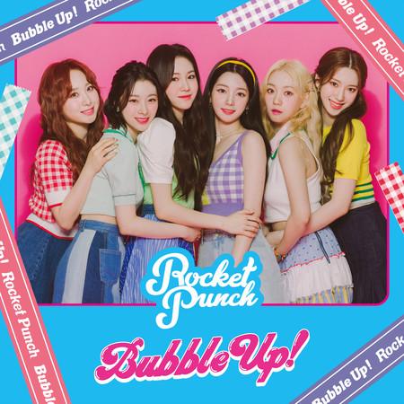 Rocket Punch 1st Mini Album 'Bubble Up!' Type A