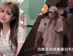 Grace Chow Baru Terekspos Jalan Bareng Pria Lain Sejak Putus dari Show Luo