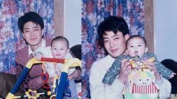 hou minghao father daddy