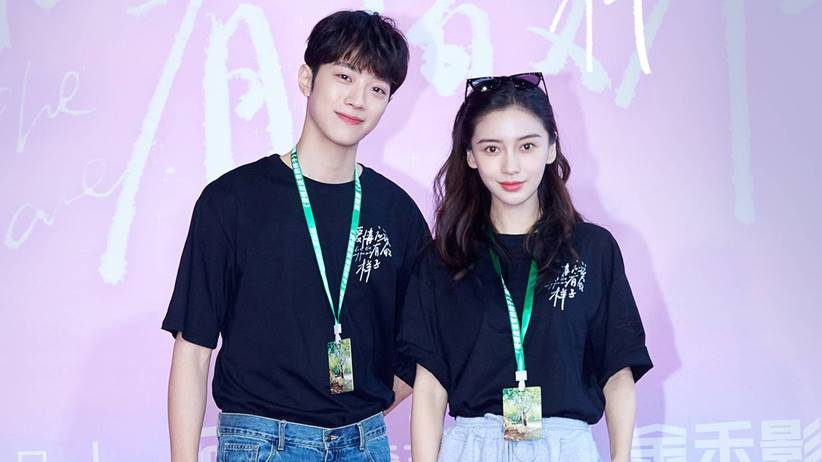 lai guanlin angelababy drama love the way you are