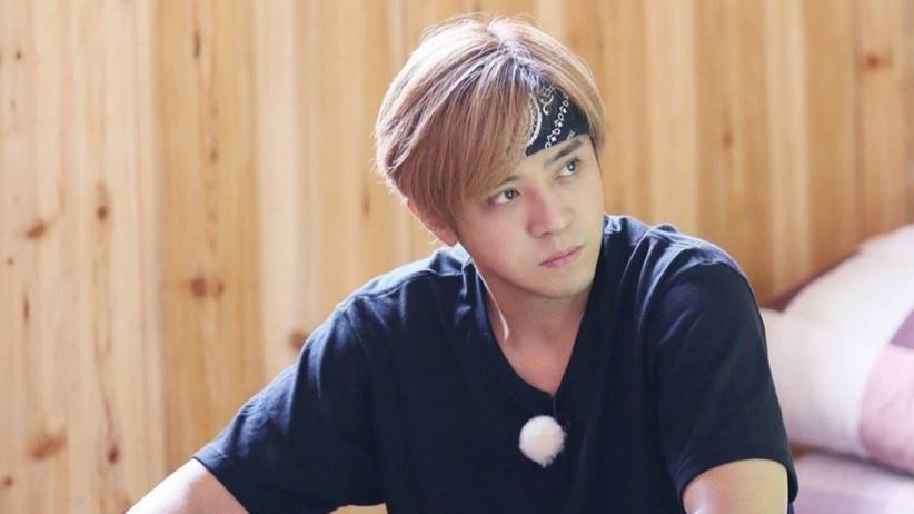 show luo handsome