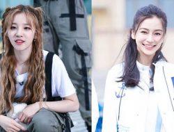 Song Yuqi (G)I-DLE dan Angelababy Dikabarkan Berselisih Usai Acara Keep Running