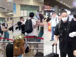 TF Entertainment Minta Maaf dan Pecat Staf yang Pukul Penumpang di Bandara