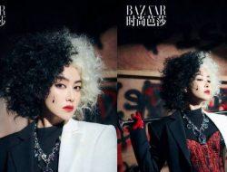 Victoria Song Berubah Jadi Sosok Cruella dalam Pemotretan Majalah