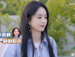 Zhao Liying Tampil Murung dalam Variety Show, Netizen Sebut Karena Perceraian