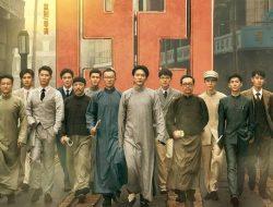 Film Tiongkok '1921' Raih Rating Tinggi dan Pimpin Box Office di Hari Pertama Rilis