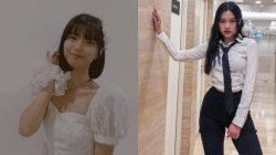 Helisma Putri & Dhea Angelina JKT48
