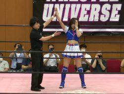 Arai Yuki SKE48 Team KII Berhasil Memenangkan Pertandingan Gulat Pertamanya Sejak Debut