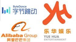alibaba yuehua entertainment