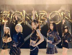 BonBon Girls 303 Tampil Lincah dan Membara untuk MV 'Fearless Girls'