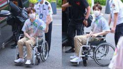 chen linong dengan kursi roda