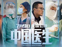 Film 'Chinese Doctors' Kisah Wabah COVID-19 di Wuhan Capai Box Office 1 Miliar