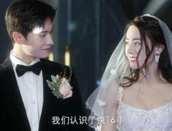 Yang Yang dan Dilraba Menikah di Drama 'You Are My Glory', Ini Jadwal Tayangnya!