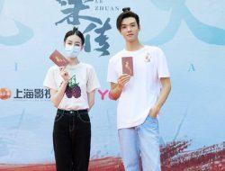 Dilraba dan Gong Jun Mulai Syuting Drama Baru 'An Le Zhuan'