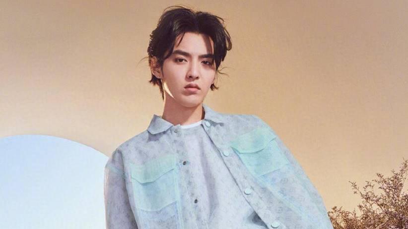 kris wu yifan Louis Vuitton