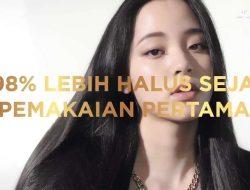 Cantiknya Ouyang Nana Muncul dalam Iklan Sampo Indonesia