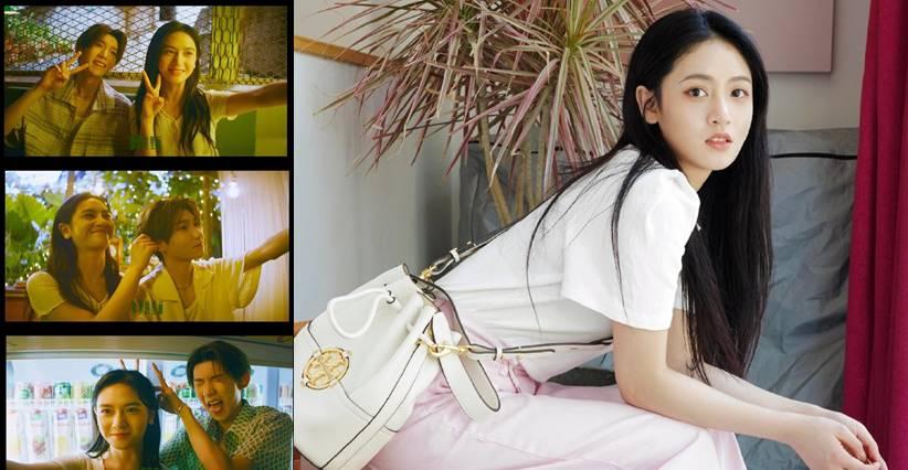 roy wang mv model huang surui