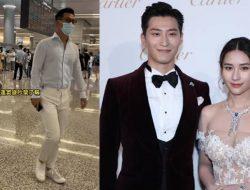 Shawn Dou dan Laurinda Ho Diduga sedang Bertengkar