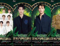 The 28th Chinese Top Ten Music Awards Umumkan Line Up Artis, Ada INTO1 Hingga Lay Zhang!
