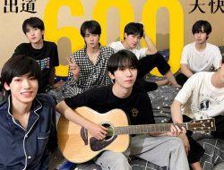 TNT Comeback dengan Lagu Baru 'Wo Xihuan Ni'