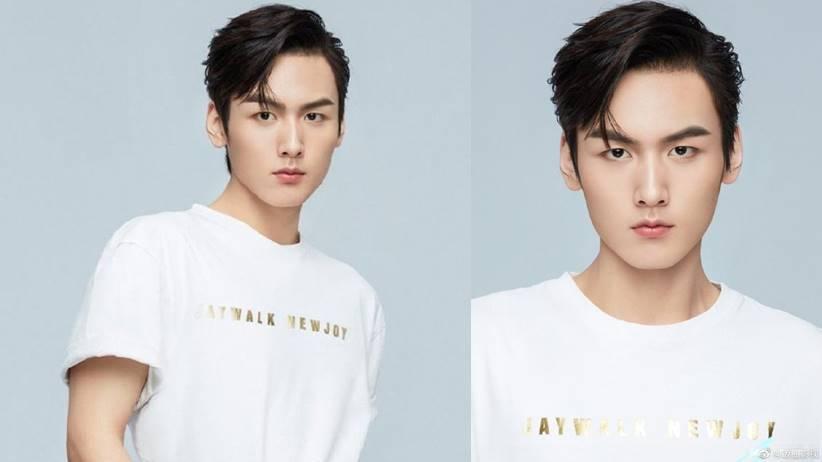 zhou haoshan brother of into1 zhou keyu