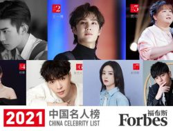 Forbes Ungkap '2021 China Celebrity List', Jackson Yee Puncaki Daftar