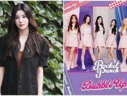 Kwon Eunbi Eks IZ*ONE Jadi Komposer Lagu Debut Jepang Rocket Punch