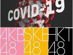 Klaster Idol, Salah Satu Kasus Covid-19 Baru yang Sedang Meningkat di Jepang Terutama 48 Group