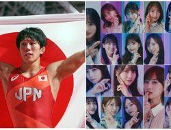 Atlet Free Style Wresling Jepang Ini Akui Kerap Nonton Nogizaka46