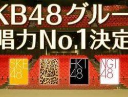 Inilah Daftar Member 48 Group yang Berpartisipasi dalam AKB48 Group 4th No.1 Singing Competition