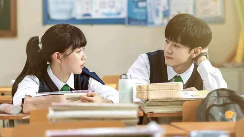 Drama Xu Mengjie dan Chen Zheyuan 'Secrets in the Lattice