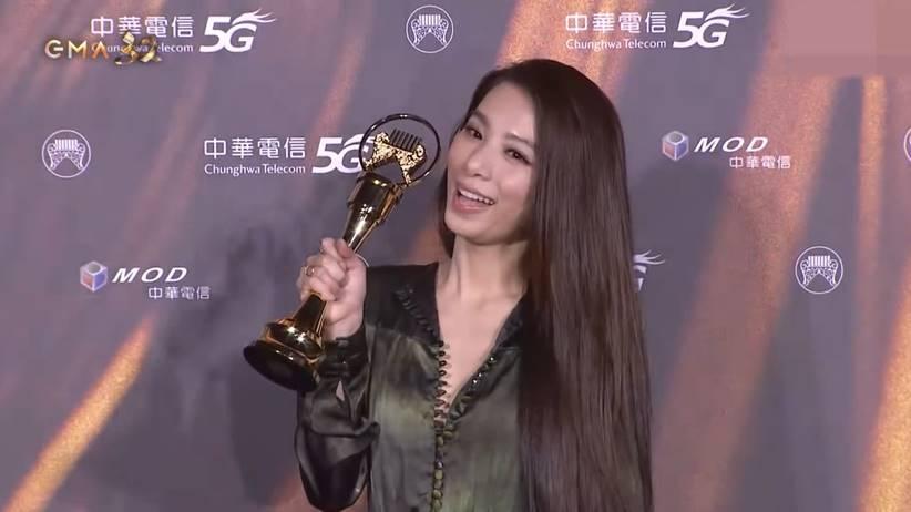 Hebe Tian Golden Melody Awards 2021 Best Singer