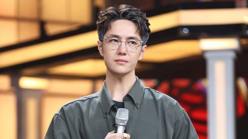 Wang yibo getting old day day up
