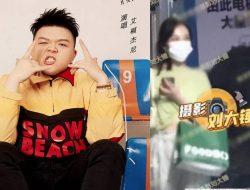 Rapper After Journey Terekspos Jalan Bareng Wanita Cantik